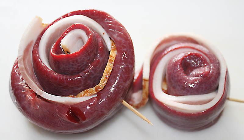 Pork spleen recipes
